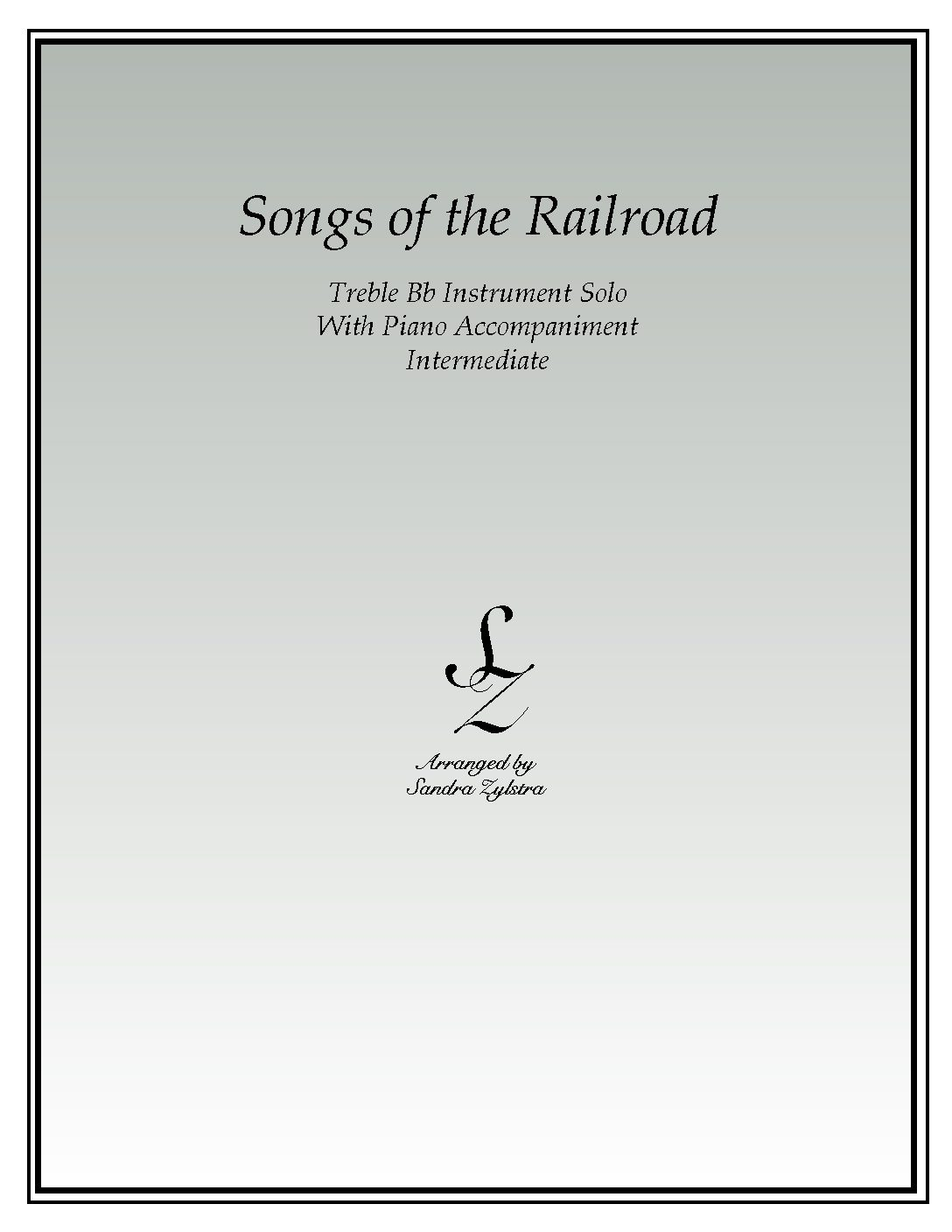 IS 60 Songs of the Railroad 01 Treble Bb pdf