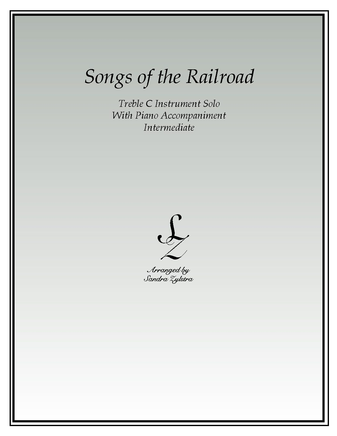 IS 60 Songs of the Railroad 04 Treble C pdf