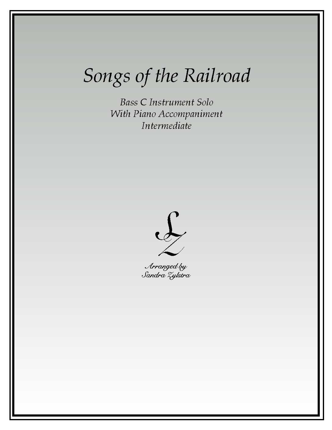 IS 60 Songs of the Railroad 05 Bass C pdf